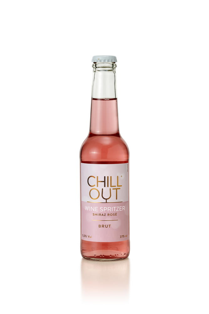 CHILL OUT WINE SPRITZER ROSE BRUT