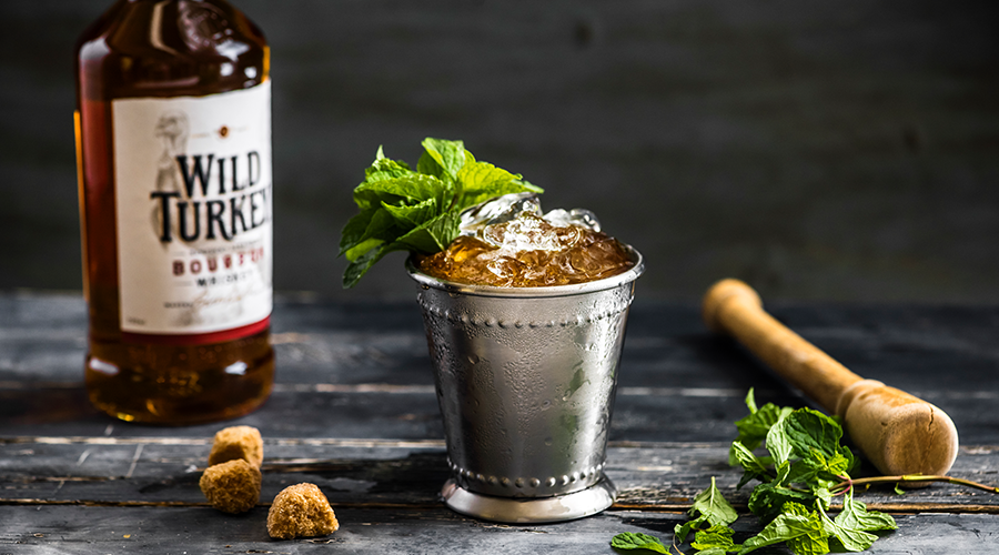 Wild Turkey Mint Julep