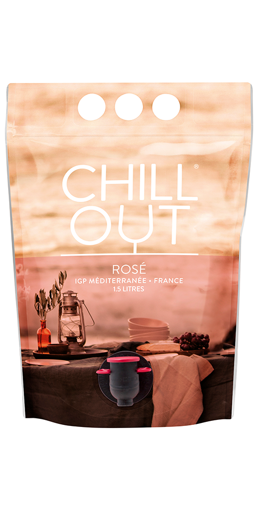 Chill Out Rose Pouch