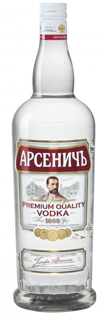 Arsenitch Vodka