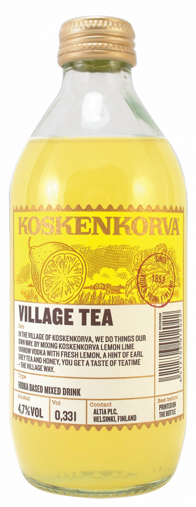 Koskenkorva Village Tea