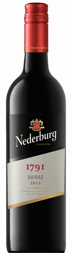 Nederburg 1791 Shiraz