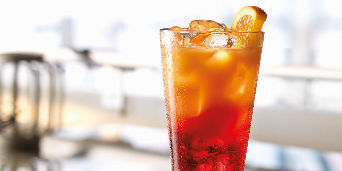 kokteil Campari Orange apelsinimahlaga