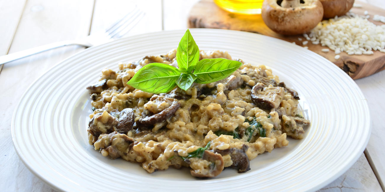 seened risotto