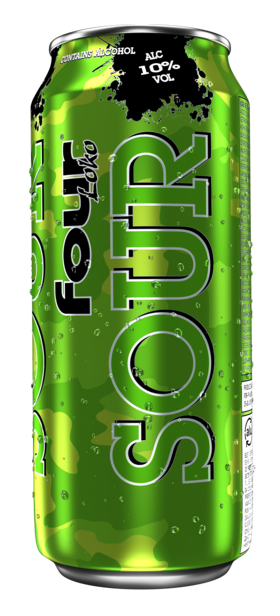 Four Loko Sour