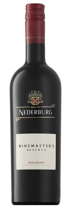 Nederburg Winemasters Reserve Edelrood