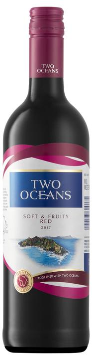 Two Oceans Soft & Fruity Red