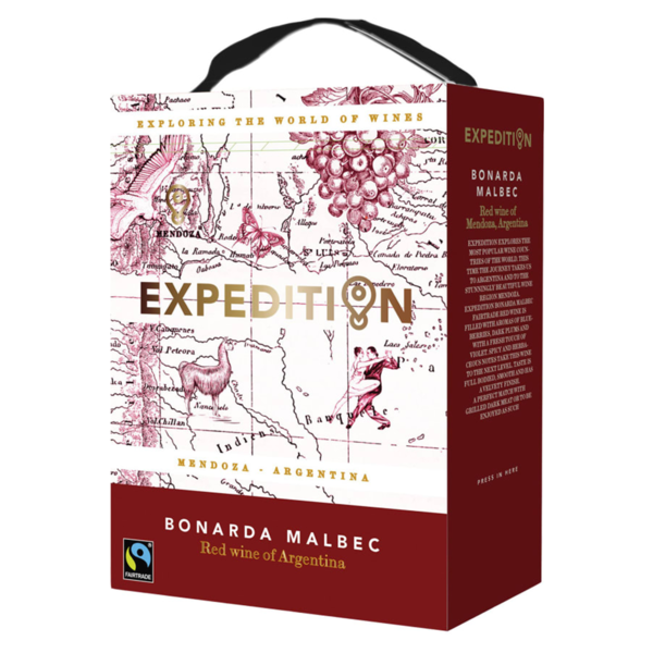 Expedition Bonarda Malbec