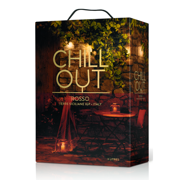 Chill Out Rosso Italy BIB