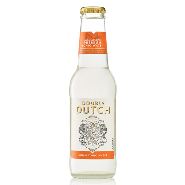 Double Dutch Indian Tonic Water