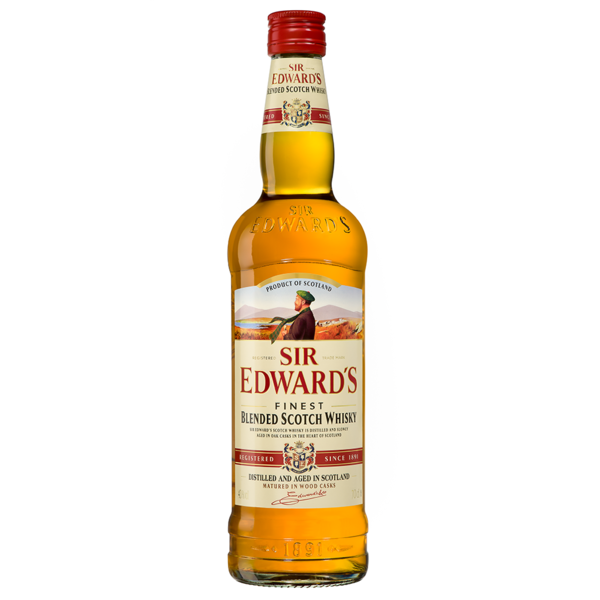 Sir Edward's Scotch Whisky