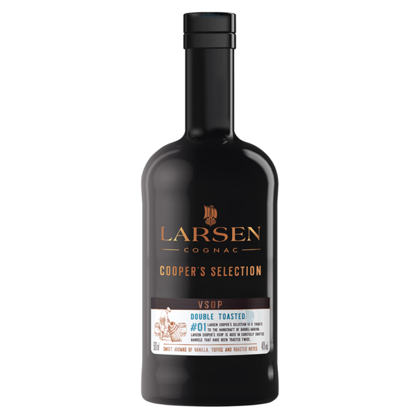 Larsen Cooper's Selection  #01 VSOP Double Toasted