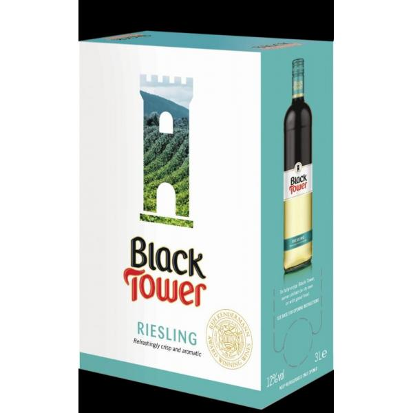 Black Tower Riesling BIB
