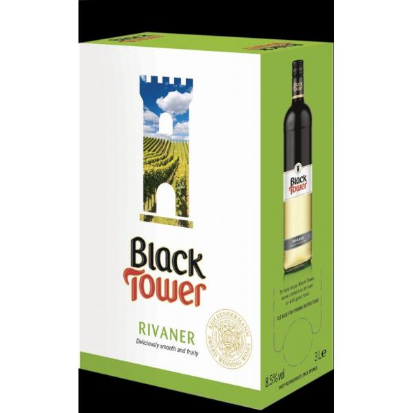 Black Tower Rivaner BIB