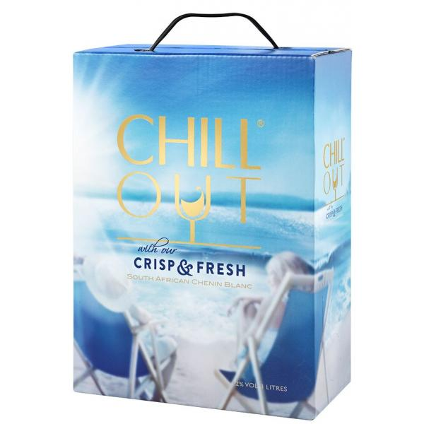 Chill Out Crisp & Fresh Chenin Blanc