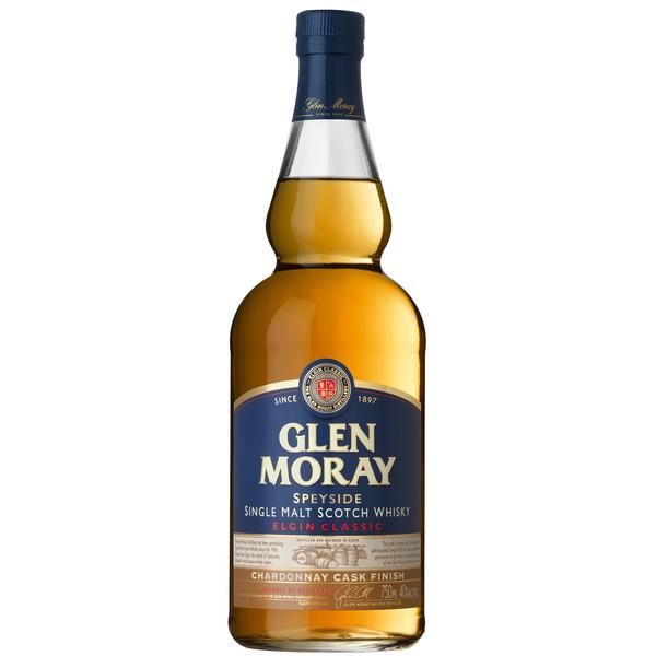Glen Moray Chardonnay Cask Single Malt