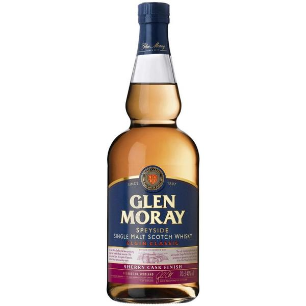 Glen Moray Sherry Cask Single Malt