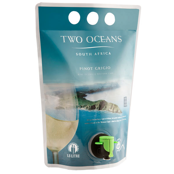 Two Oceans Pinot Grigio Pouch