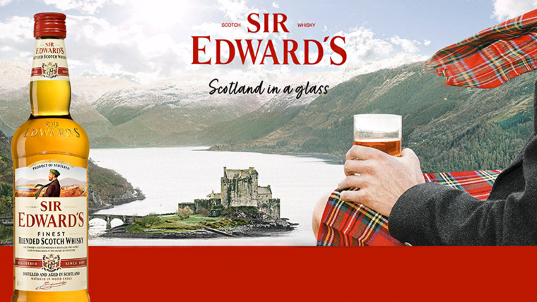 Sir Edward´s viski