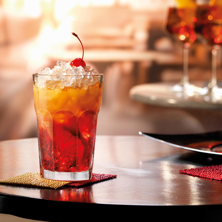 Campari Orange Passion apelsinimahlaga
