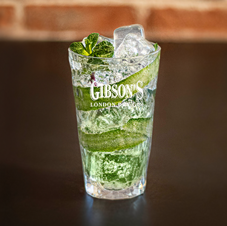 Gibson`s Mint & Cucumber twist
