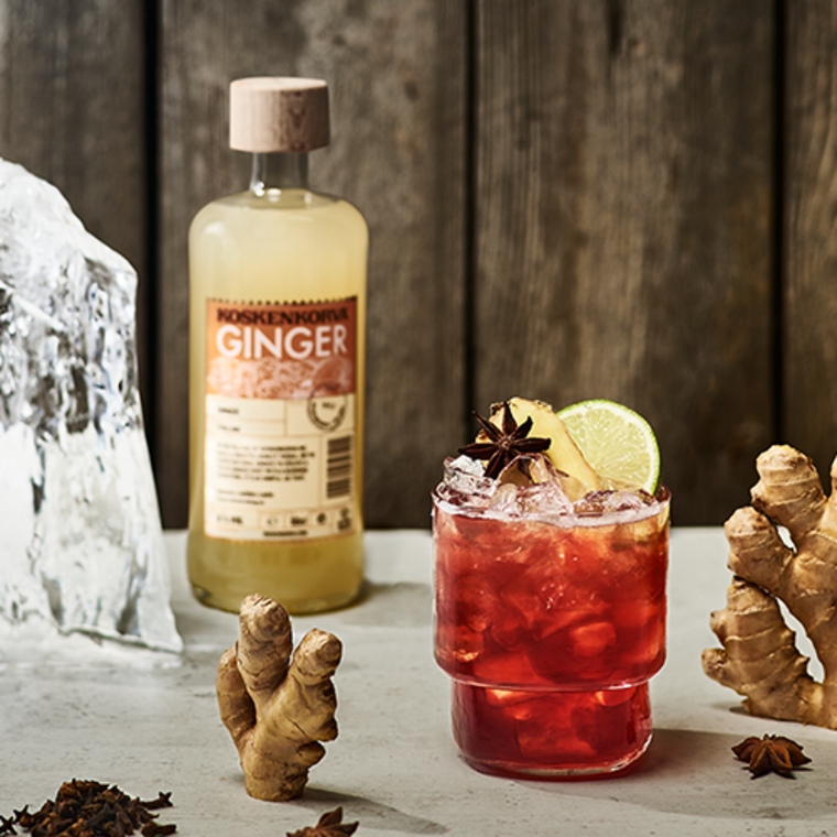 Ginger Winter Tonic